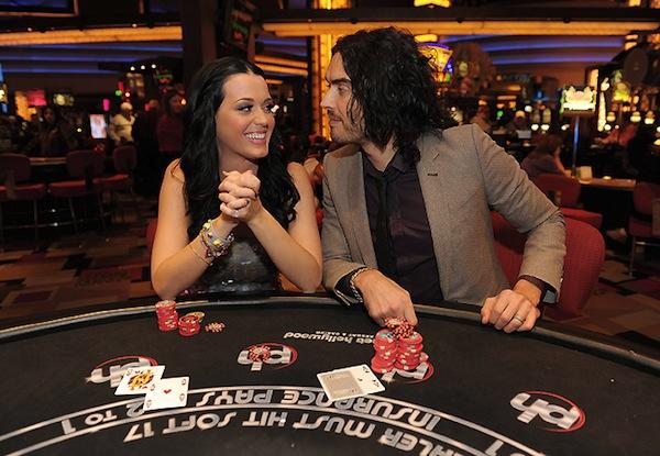 Las Vegas recebe Katy Perry