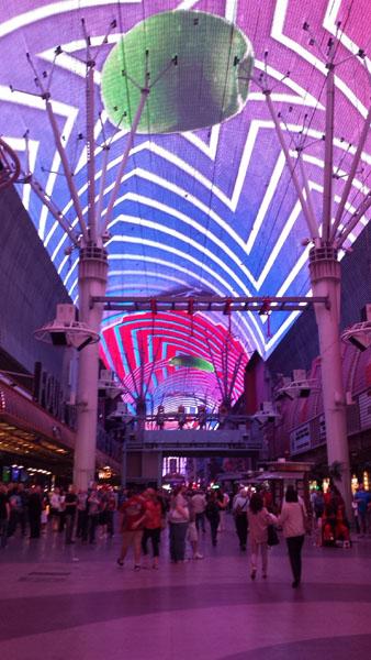 Alta temporada em Las Vegas