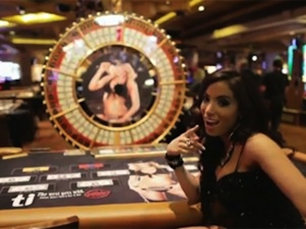 Anitta em Las Vegas