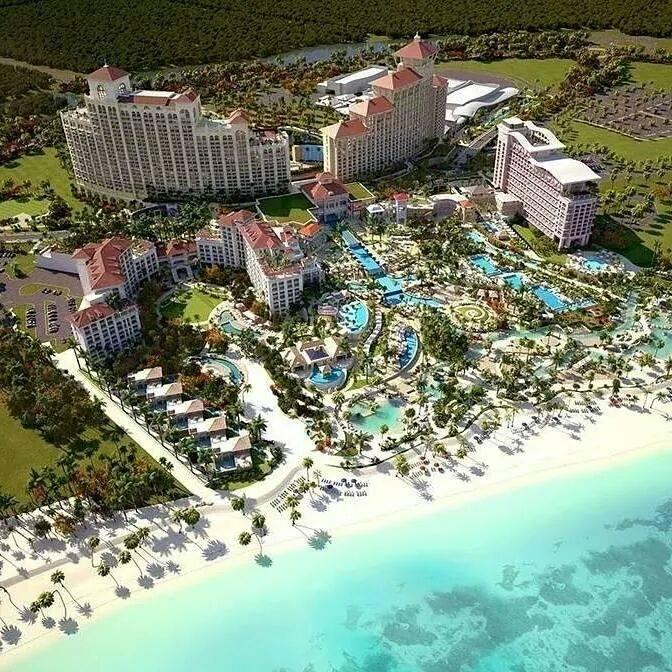 Alex Pariente - Baha Mar Hotel Resort Bahamas