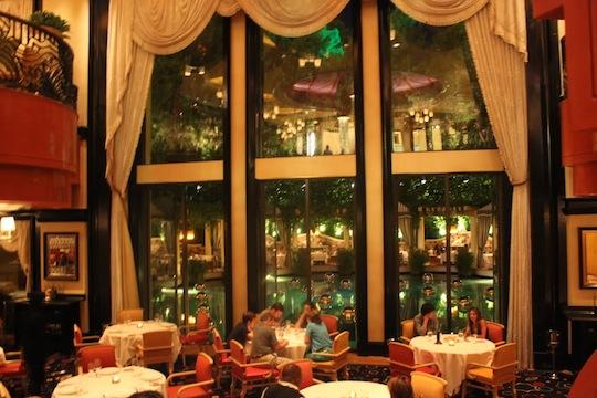拉斯维加斯餐厅