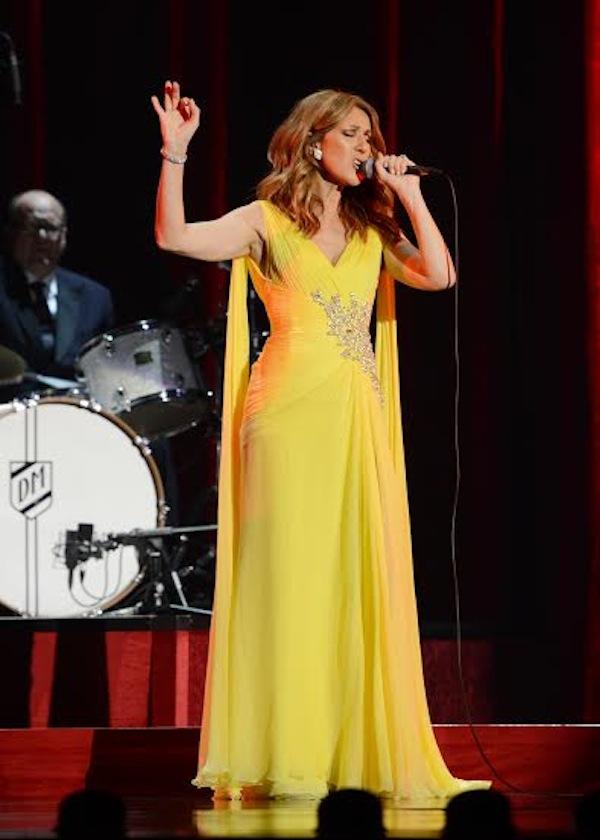 Celine Dion em Las Vegas