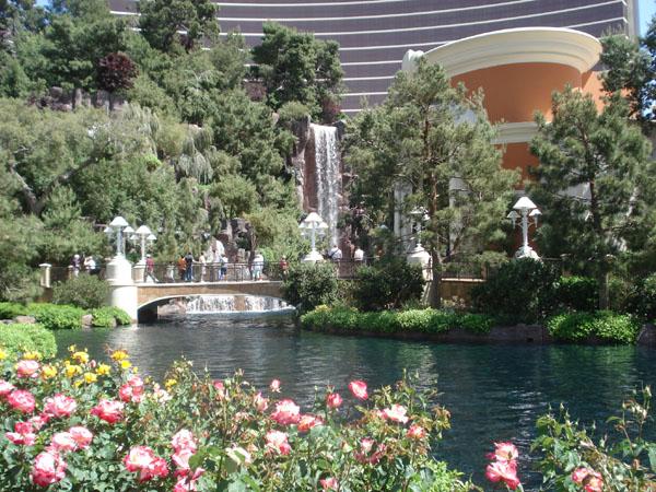 Campos de Golfe em Las Vegas