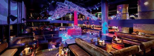 HAZE-NIGHTCLUB ARIA HOTEL LAS VEGAS