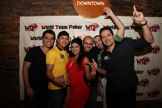 World Team Poker Las Vegas