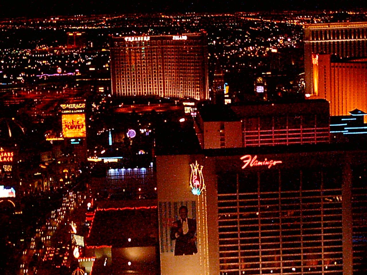 Roupas e sapatos em Las Vegas