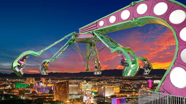 Insanity Ride at Stratosphere Hotel Casino