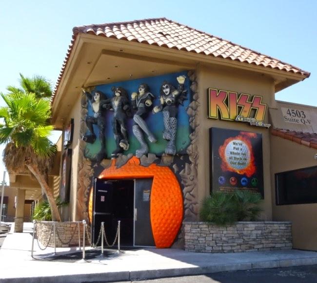 Atracções para crianças em Las Vegas