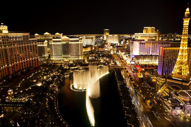 Dirigir em Las Vegas