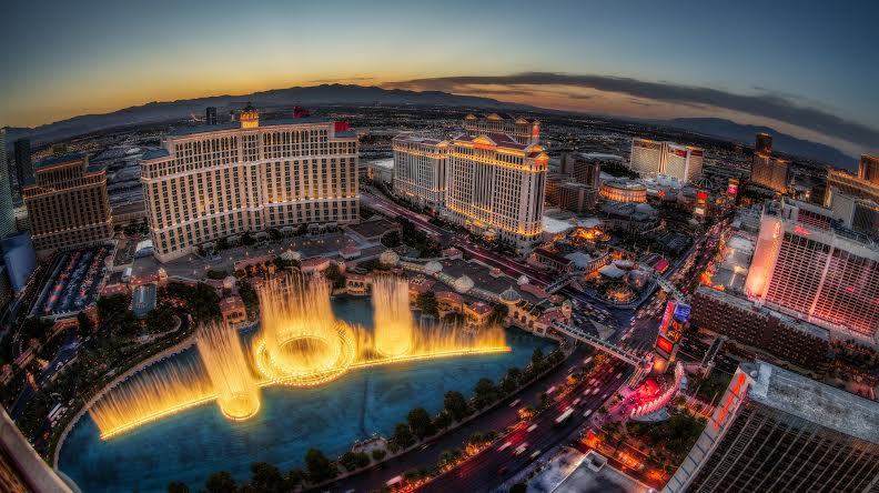 Onde comprar livros em Las Vegas