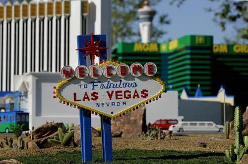 Lego Store em Las Vegas