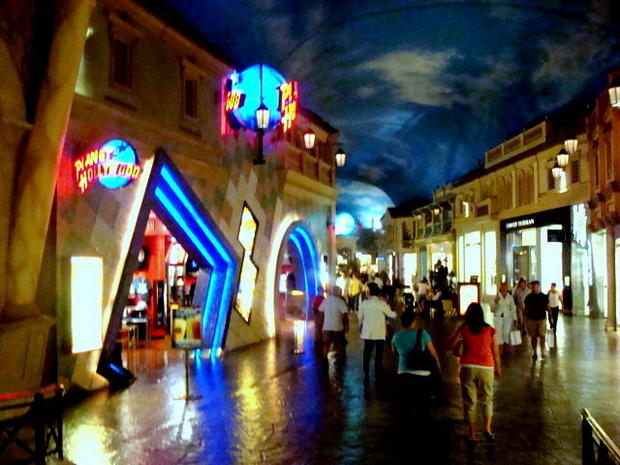 Planet Hollywood Las Vegas at Forum Shops