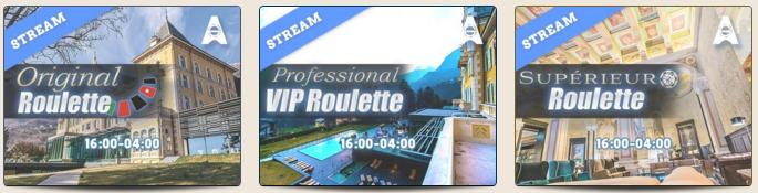 Saint Vincent Resort Casino Italia - Jogar Roleta online ao-vivo