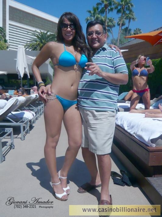 Festa na piscina em Las Vegas- Bare Pool Mirage