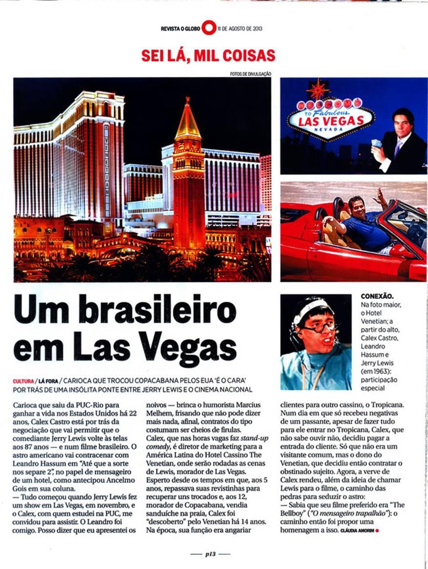 Calex Castro -  Las Vegas
