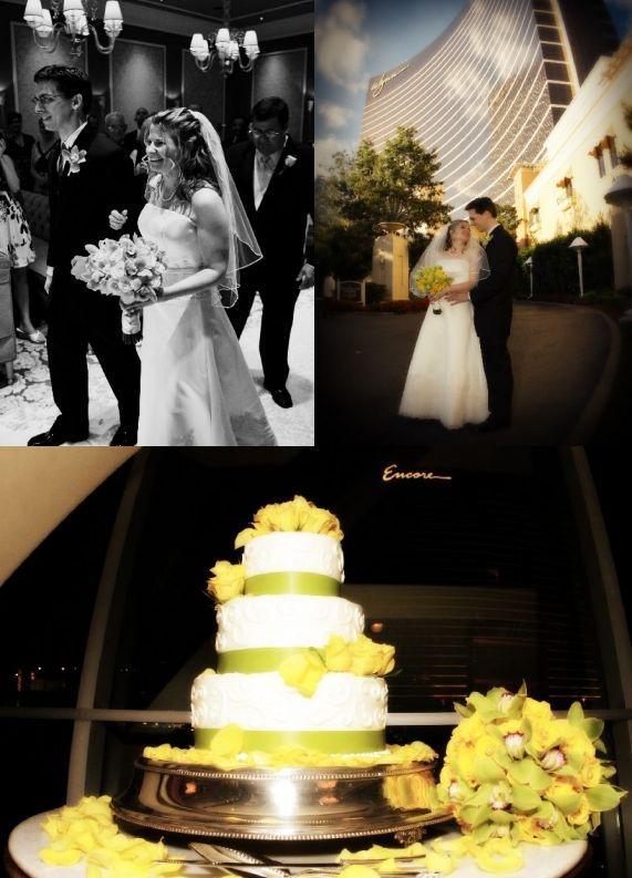 Casamento de luxo em Las Vegas