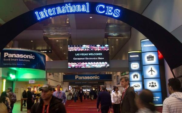 CES 2015 - feira de tecnologia e inovação em Las Vegas