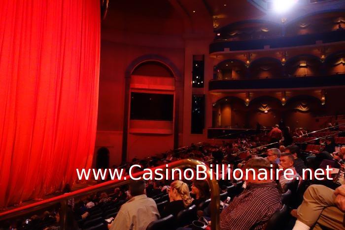 billionaire casino free tickets