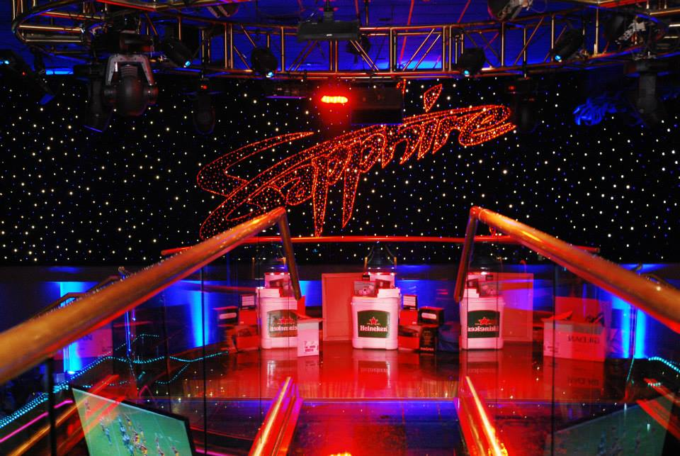 Clube de strip em Las Vegas