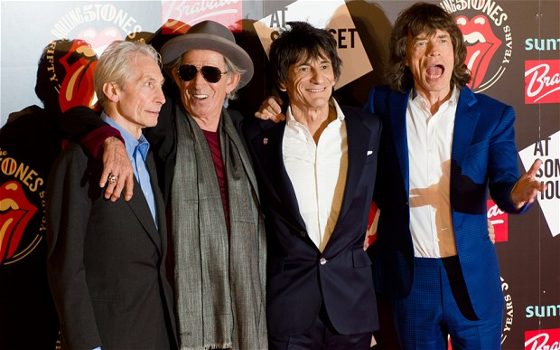 Ingressos Rolling Stones em Las Vegas