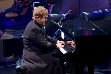 Show do Elton John em Las Vegas