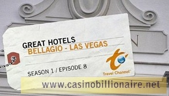 DVD Great Hotels - Especial Bellagio Las Vegas