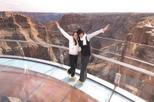 Passeio de helicóptero no Grand Canyon com SKYWALK