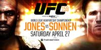 UFC 159 tickets - Apr 27  - Newark, NJ - Jon Jones X Chael Sonnen