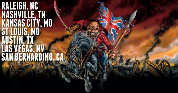 Ingressos Iron Maiden