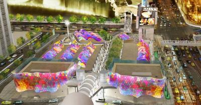 Grand Bazar Shops Las Vegas abre suas portas