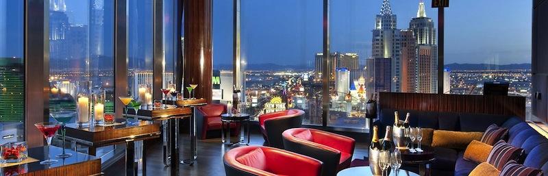 Lugares incríveis com uma vista fabulosa em Las Vegas