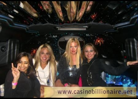 pacote de festas VIP em Las vegas