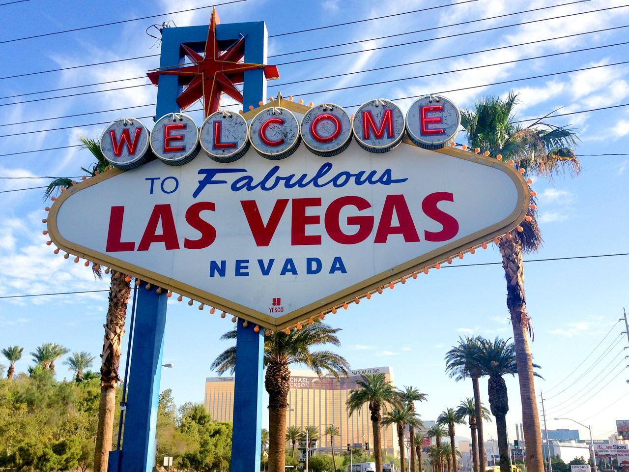 Tour do crime organizado em Las Vegas