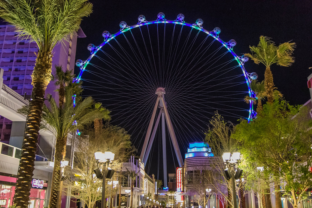 The Linq em Las Vegas