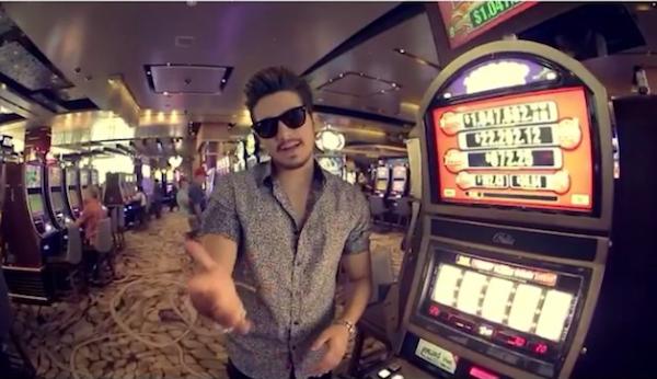 Luan Santana em Las Vegas