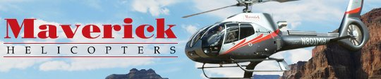 Maverick Helicopters - Las Vegas helicopter tours