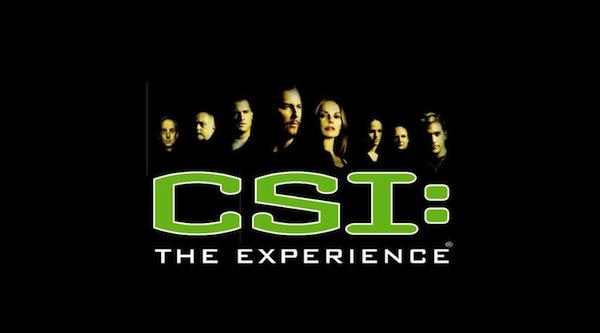 CSI Experience
