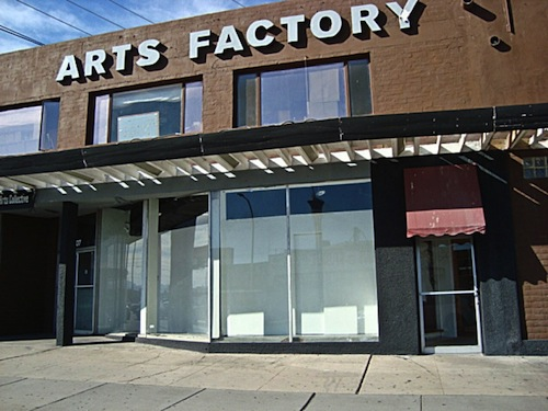 The Arts Factory em Las Vegas