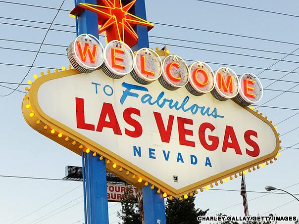 o lado cultural da cidade de Las Vegas
