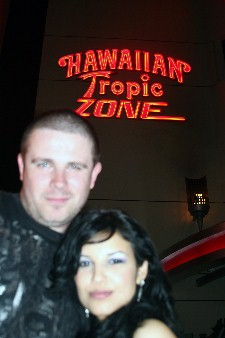 Hawaiian Tropic Zone - Planet Hollywood Resort
