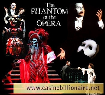 Phantom - The Las Vegas Spetacular - buy tickets