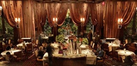Le cirque oficial for Restaurantes franceses
