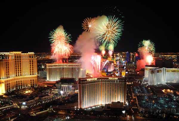 Reveillon em Las Vegas