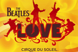 The Beatles LOVE Cirque du Soleil tickets Mirage