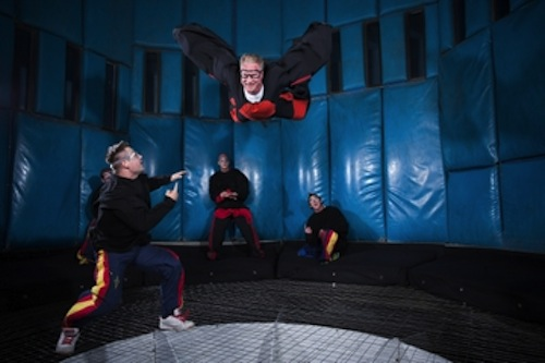 Indoor Skydiving em Las Vegas