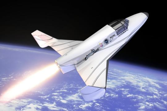 Space Expedition Cura�ao - viagem para o espa�o