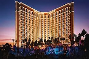 Hotel Treasure Island em Las Vegas