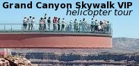 Grand Canyon Skywalk VIP Helicopter