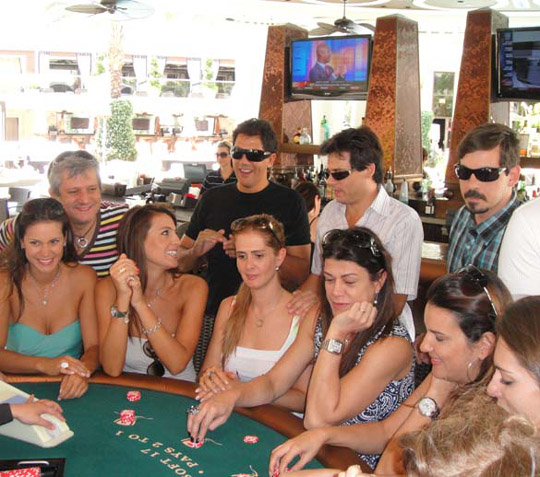 Domingo Legal em Las Vegas - Celso Portiolli