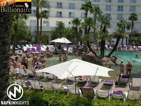 Fotos de Las Vegas - Festa Na Piscina